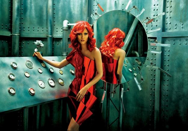 Sci-Fi Chic: A Colorful Look At Dreamy Futuristic Fashions