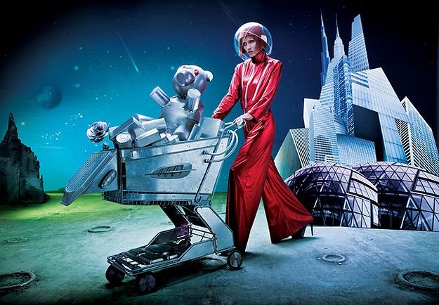 Future Inspired Sci-Fi Art