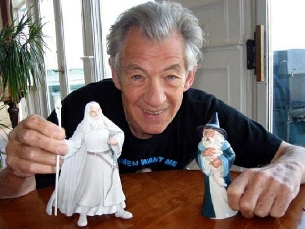 Ian McKellen From LOTR