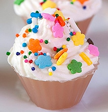 DIY Happy Birthday Cupcake Jello Shots