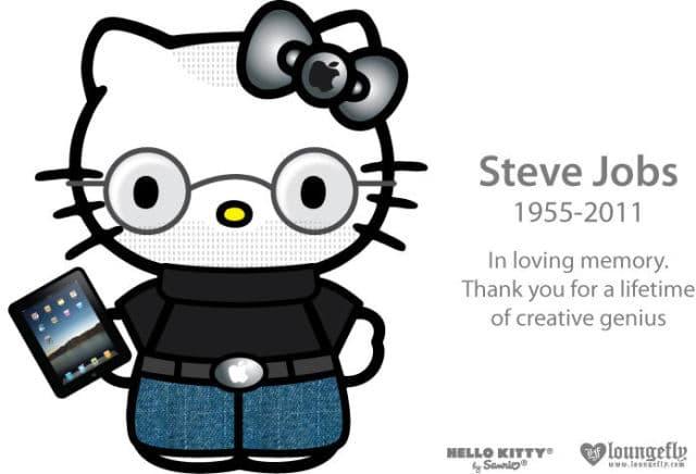 Hello Steve Jobs Doll Concept