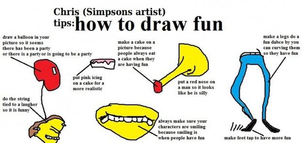 Draw Cartoon Fun Tutorial