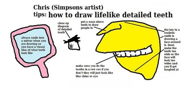 Draw Lifelike Cartoon Details