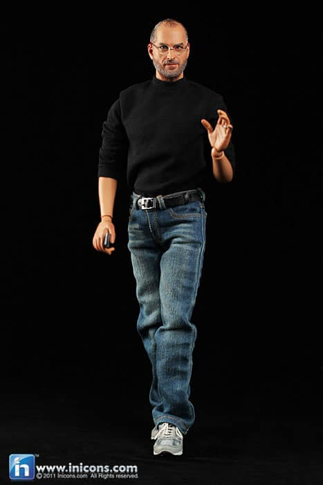 iSteve: Lifelike Steve Jobs Collectible Now Available