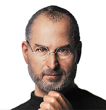 iSteve: Lifelike Steve Jobs Collectible Now Available