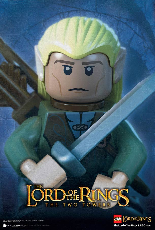 Lord Of The Rings Lego