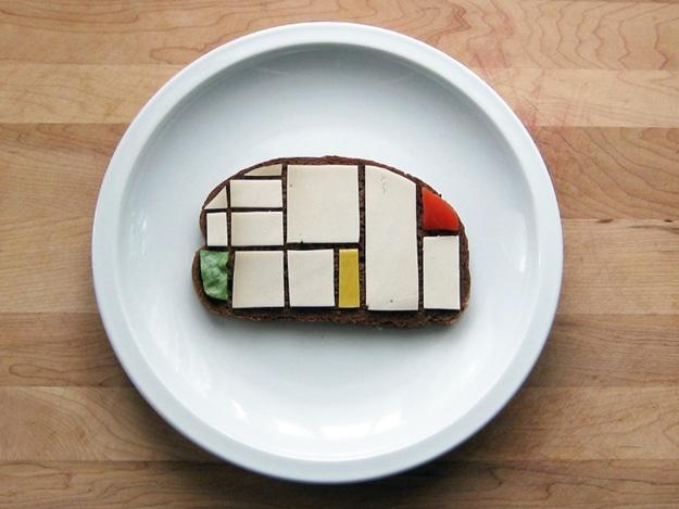 Creative Sandwichs With Little Effort