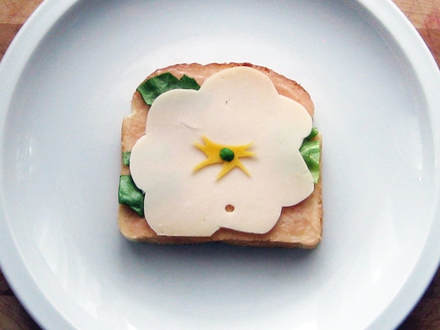 Creative Sandwiches With Little Effort