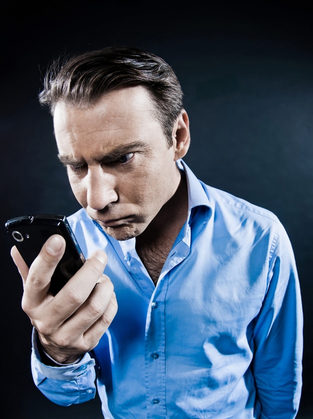 The Smartphone That Knows When You Are Angry & Annoyed