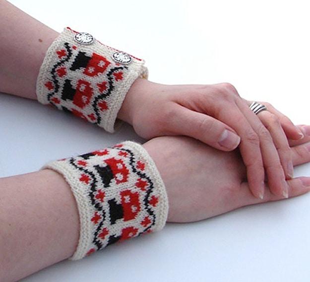 Super Mario Bros Wrist Bands