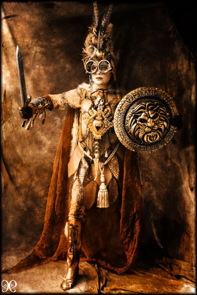 Massively Intricate Steampunk Cosplay Costumes
