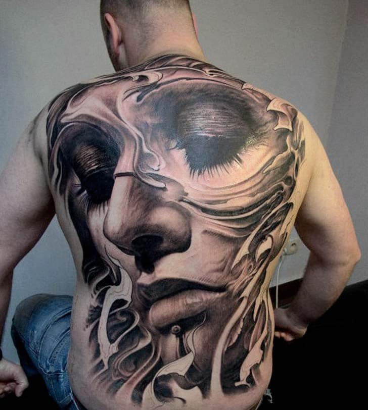Ultimate Mega Tattoos That Kidnap Your Attention