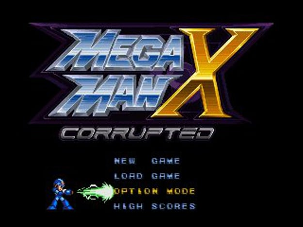 The Mark Of A True Fan: Megaman X Corrupted