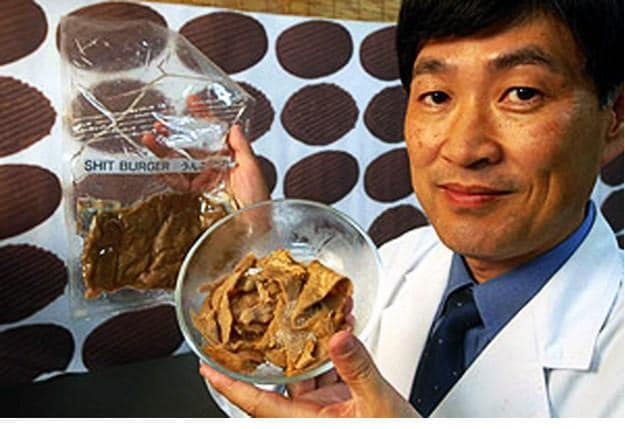 Go Green & Eat Crap: Edible Burgers Made From Human Waste