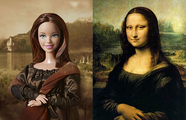 10 Pop Culture Barbie Dolls