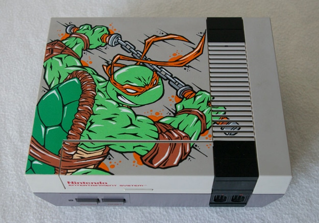 Nintendo Teenage Mutant Ninja Turtle