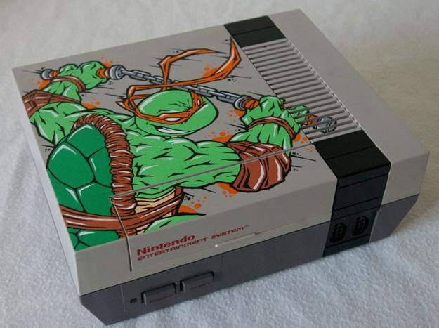 Nintendo Teenage Mutant Ninja Turtle