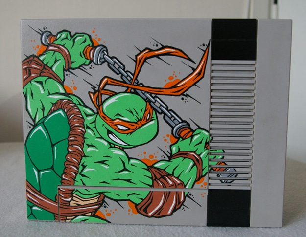 Nintendo Teenage Mutant Ninja Turtles
