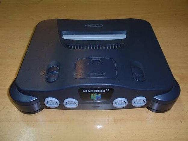 DIY Retro Nintendo 64 Handheld Console Mod