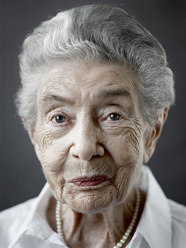 People Over 100 Years Old