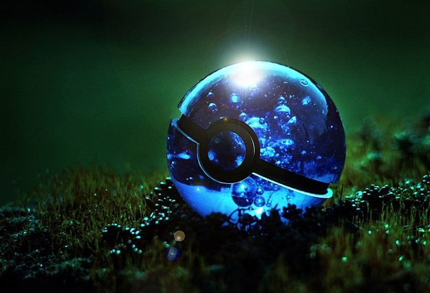 12 Creatively Mystical Pokeball Designs