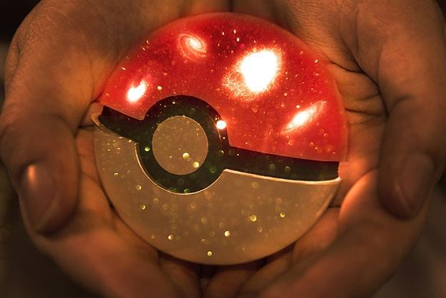 Geek Pokemon Mystical Designs