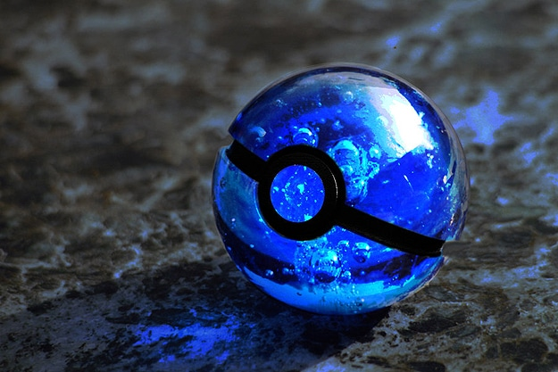 Geek Pokeball Mystical Designs