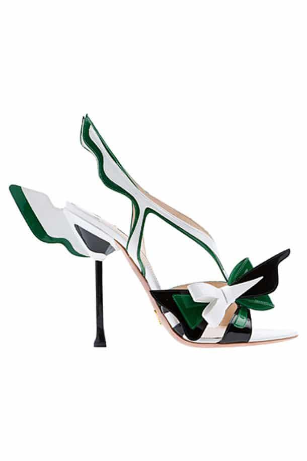 Prada Classic Car Inspired Shoes