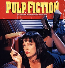 Pulp Fiction Chronological Sequence [Flowchart]