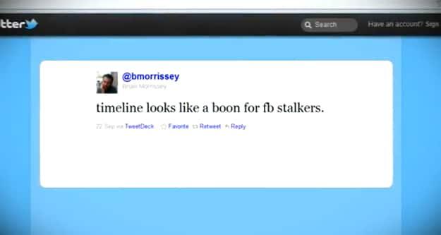 Remembering 2011 Via Twitter Video