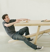 See-Saw Dinner Table: The Fastest Way To Teach Table Manners