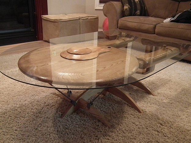 Etsy Handcrafted Wooden Table
