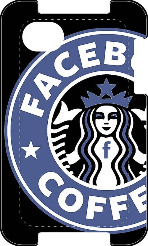Facebook and Starbucks Mashup