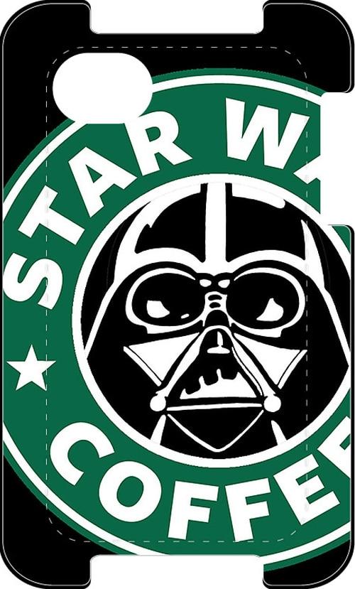 Star Wars Starbucks Strange Mashup