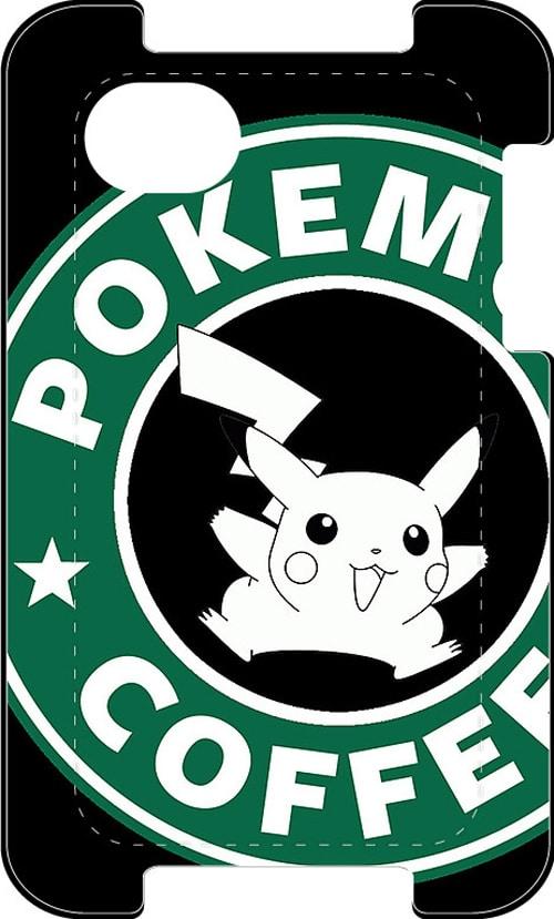 Pokemon Video Starbucks Mashup