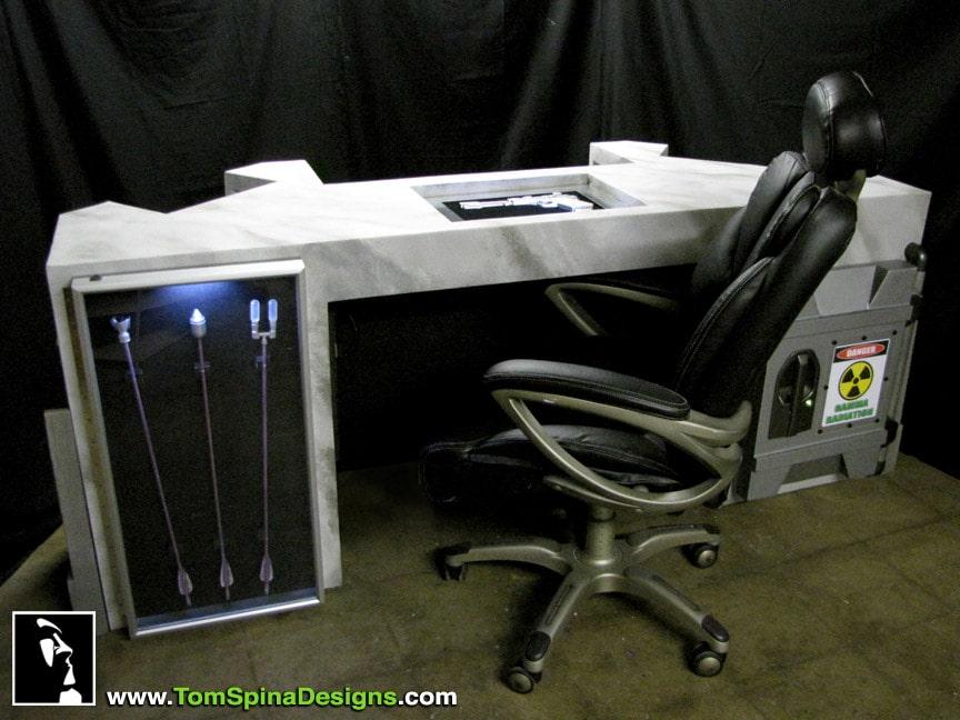 The Avengers Movie Themed Desk