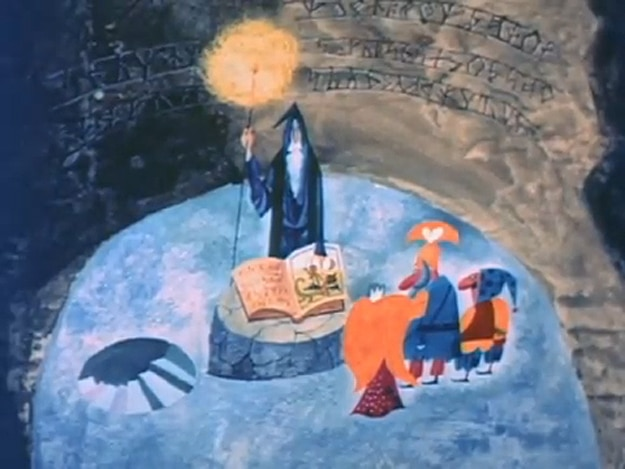 The Hobbit Animation From 1966