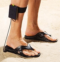 Metal Detecting Sandals For Silent Summer Treasure Hunting