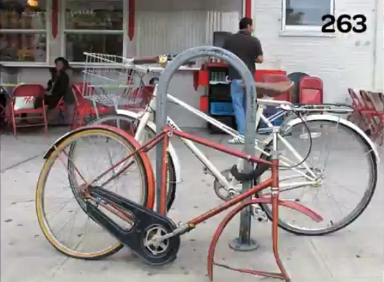 Time Lapse Decomposing Bike