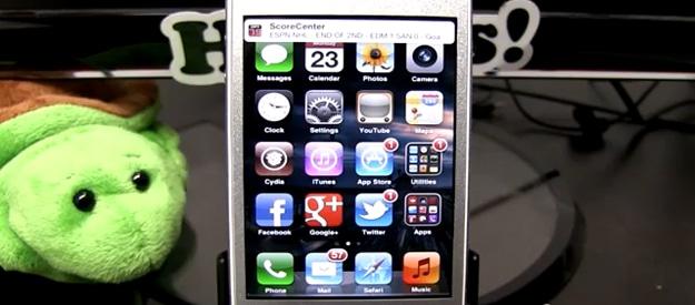 Tweeting Using iPhone Siri Service