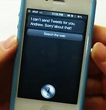 Twitmonster: iPhone App Tweets Using Siri