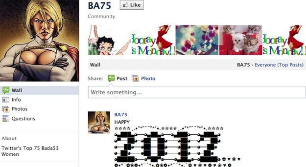 Badass Twitter Women Update: It's Time To Get Inspired! #BA75