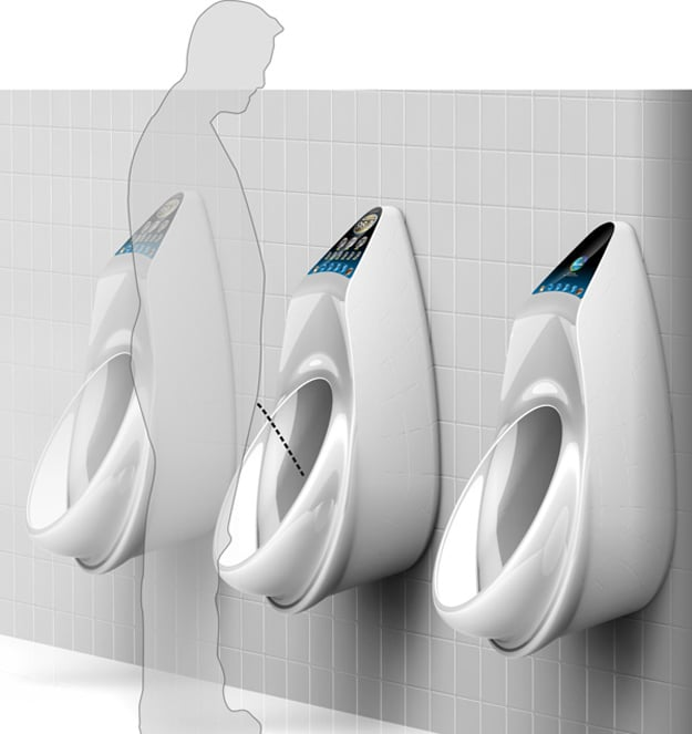 Toilet Determines Health Blood Stats