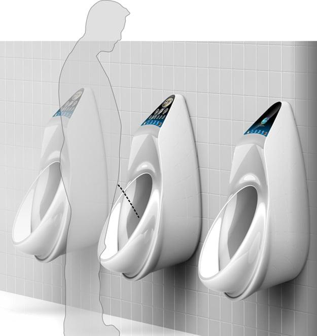Toilet Determines Health Blood Stats