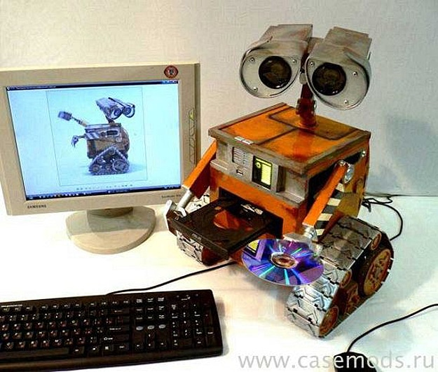 Creative Wall-E Design Mod