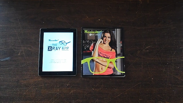 X-Ray App For Moosejaw Catalogue