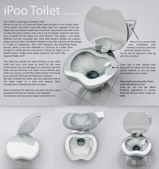 Technology Enhanced Bathroom Toilet