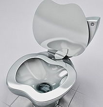 iPoo Toilet: For A Unique Apple Bathroom Experience