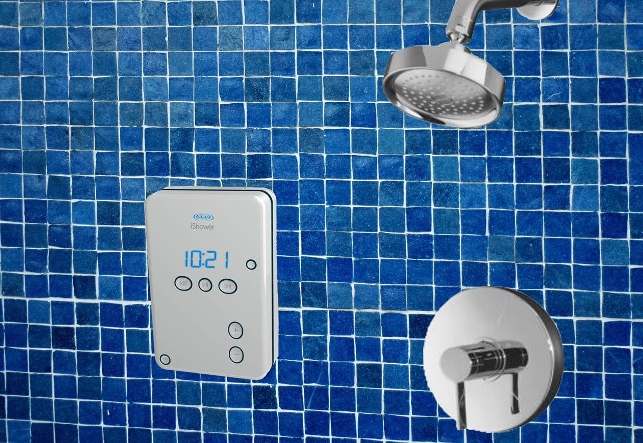 iShower: Lets You Rock It Out In The Shower