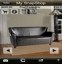 SnapShop App Takes The Pain Out Of Furniture Shopping